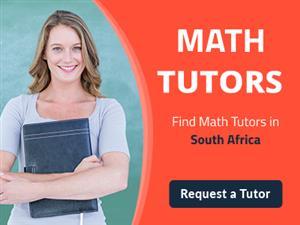 Find The Best Math Tutors In Cape Town
