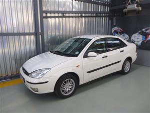 2004 Ford Focus sedan 1.6 Ambiente