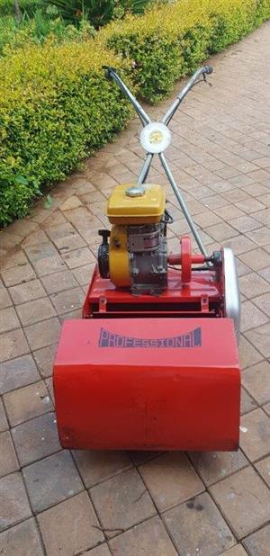 Professional drum lawnmower 17inch or 44cm Rol lem Grassnyer