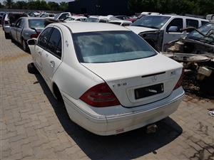 Various Mercedes Benz C320 Parts and Spares Available At DTB Spares