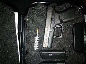 Glock 42 .380 auto Brand New