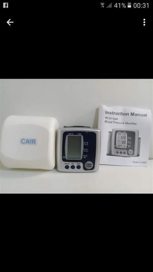 New mobile heart rate and blood pressure devices