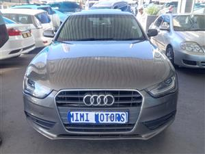 2015 Audi A4 2.0TDI