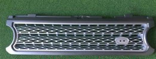LAND ROVER VOGUE 2010-2012 Grille (gloss grey +silver mesh)