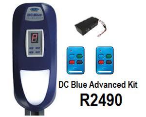DC Blue Advanced Garage Door Motor Kit