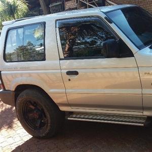 1997 Mitsubishi Pajero