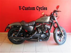 2019 Harley Davidson Sportster