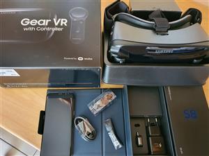 Samsung S8 + Samsung Gear VR