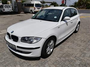 2008 BMW 1 Series 116i 5 door