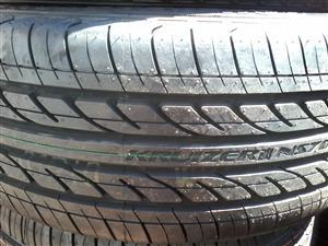 Tyres. 225.50.17 NEW