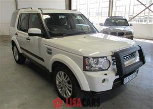 2012 Land Rover Discovery 4 3.0 TDV6 SE