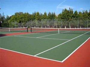 BASKETBALL COURTS  CRACK REPAIRS MARBLEHALL  0782269647 NETBALL COURTS FENCING LIMPOPO