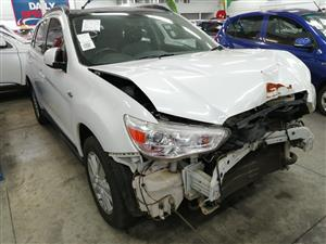 2013 Mitsubishi Eclipse Cross ECLIPSE CROSS 2.0 GLS CVT