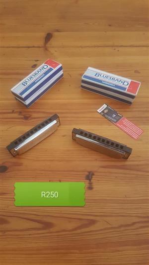 Bluesband harmonica for sale