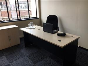 Share Office Space JHB CBD Exclusive