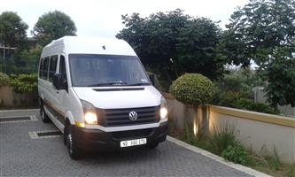 2013 vw luxury 22 seater crafter for sale