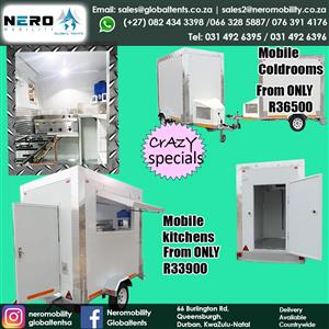 Nero's Special on Coldrooms and Kitchens