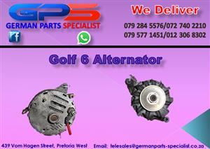 VW Golf 6 Alternator for Sale