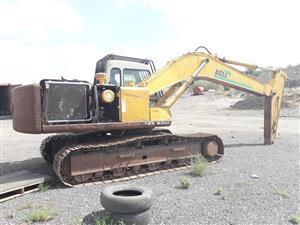 Bell Kato 820 Excavator