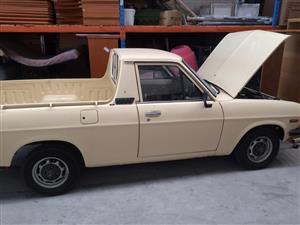 1976 Nissan 1400 Heritage Edition