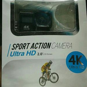 Action Camera Ultra HD