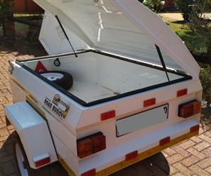 Campmaster Road Buddy 5 Foot Trailer