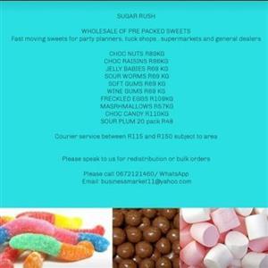 sweet wholesale