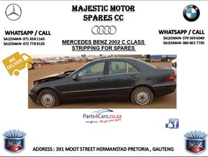 Mercedes benz spares for sale