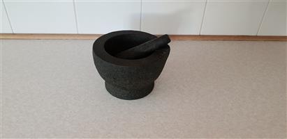 Mortar and Pestle - Granite