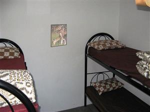 backpacker accommodation in Johannesburg