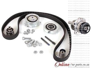 Audi A3 8P1 A4 B8 A5 8T3 8TA Q5 8R Q3 8U A1 8XA 8XF 2.0 TDI Timing Belt Kit w/ Water Pump 03L198119B
