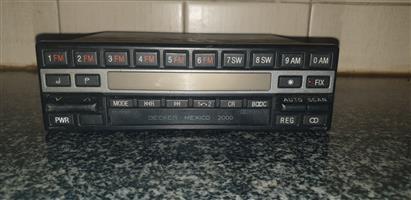 Becker mexico 2000 radio