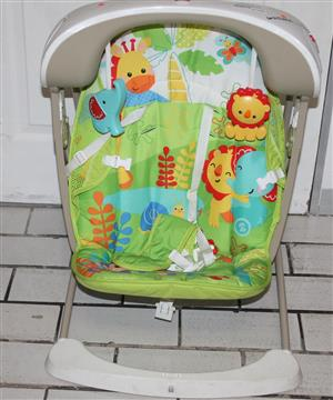 Fisher price rain forest friends take along swing and seat S031530A #Rosettenvillepawnshop