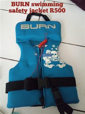 Boys BURN Swimming jacket
