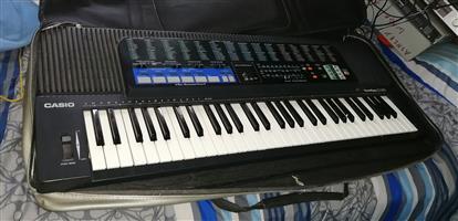 Casio keyboard CT670