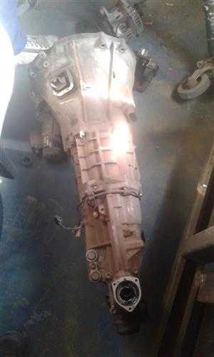 Mazda RX8 Gearbox 6 Speed manual.
