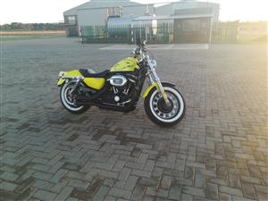 2016 Harley davidson XL1200 Sportster CB