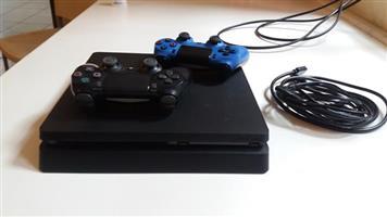 Playstation 4 slimline 500GB