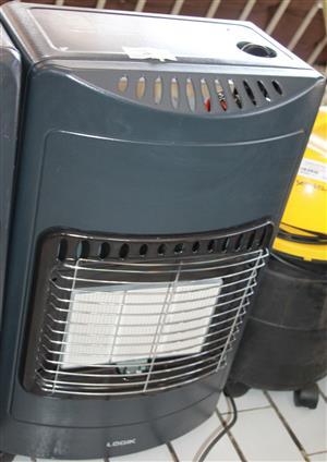 S032810A Logik gas heater with 9kg gas bottle #Rosettenvillepawnshop