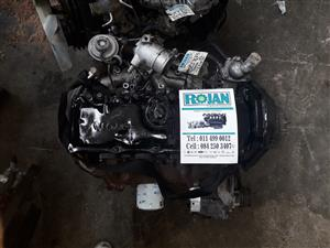 TOYOTA 2L COMPLETE ENGINES