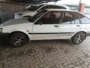 1987 Toyota Avante