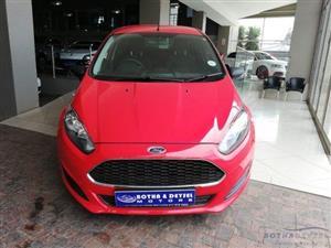 2016 Ford Fiesta 1.4 5 door Ambiente