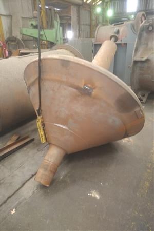 5 1/2 ft STD Crusher Main Shaft Assembly