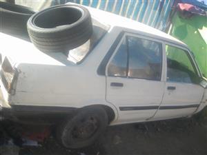 1986 Toyota Corolla 1.3 Advanced