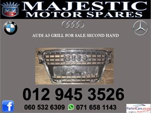Audi A3 grill for sale