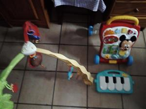 Cot mobile toys for sale