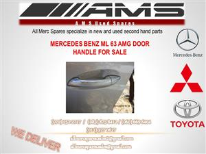 MERCEDES BENZ ML 63 AMG DOOR HANDLE FOR SALE