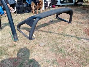 Steel roll bar