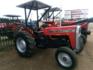 Massey Ferguson (MF) 240 4X2 Pre-Owned Tractor