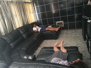Comfortable Living Room Set